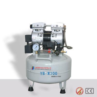 供应室用静音空压机YB-W100 <br> 全新  价格:1 <br> <img src=http://k.kqzp.cn/img/up/img/543db84256f66.jpg