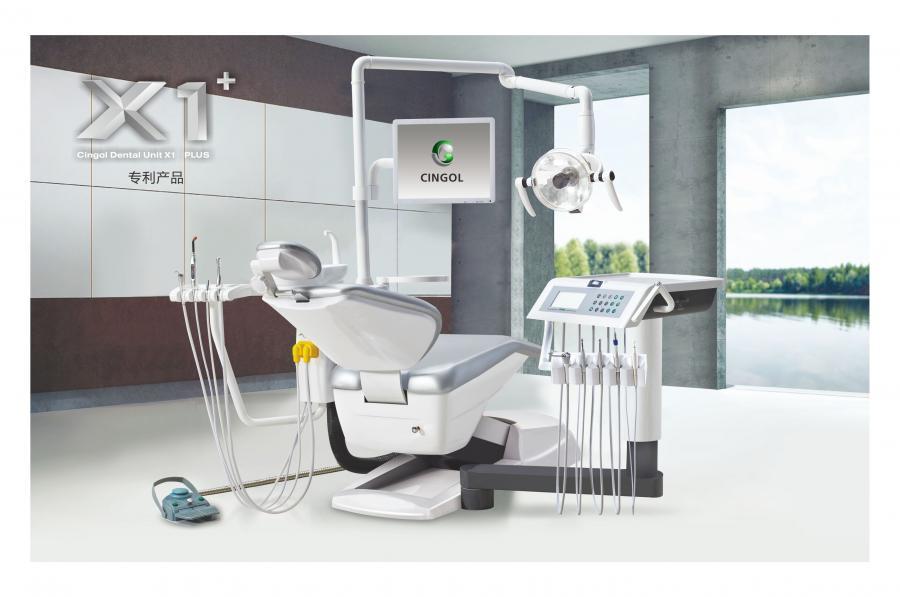 牙科綜合治療機新格X1+ <br> 全新  價格:面議 <br> <img src=http://k.kqzp.cn/img/up/img/55a84fa675947.jpg