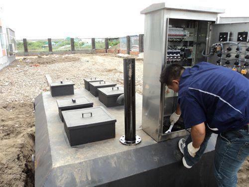 马鞍山一体化生活污水处理设备 <br> 全新  价格:86500 <br> <img src=http://k.kqzp.cn/img/up/img/5d8daa13c1aa3.jpg