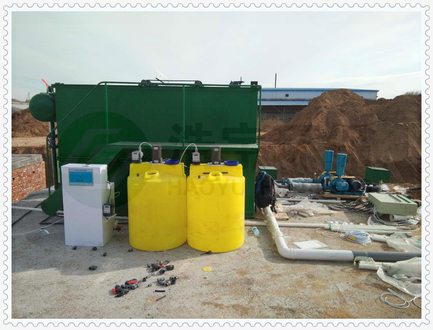 洗衣厂污水处理设备 <br> 全新  价格:18888 <br> <img src=http://k.kqzp.cn/img/up/img/5f23c6ed81d4d.jpg