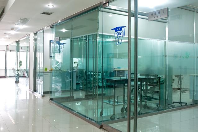 图片说明: 江北门诊诊室