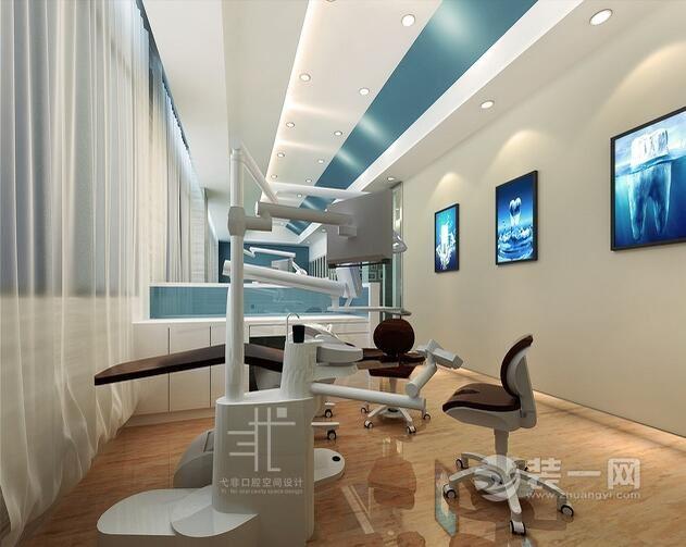 口腔诊所装修?最新口腔诊所装修效果图广州平面设计月薪大概多少钱图片